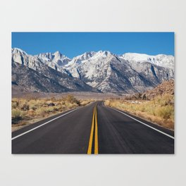 Whitney Portal Canvas Print