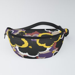 Pansy Love Fanny Pack