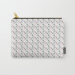 Golf Pattern Carry-All Pouch