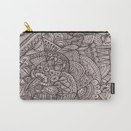Doodle 8 Carry-All Pouch