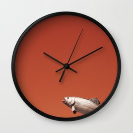 Fishy Wall Clock