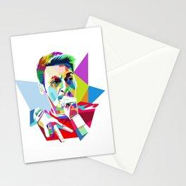 mesut ozil Stationery Cards