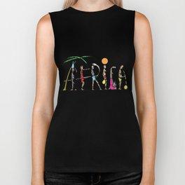 AFRICA Biker Tank