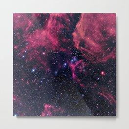 Supernova Remnant Metal Print