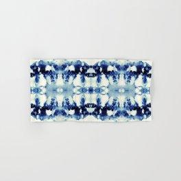 Tie Dye Blues Hand & Bath Towel