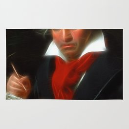 Beethoven - © Doc Braham; All Rights Reserved Rug
