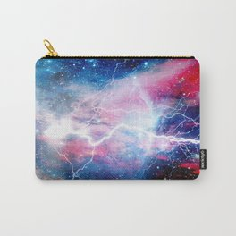 Starred Lightning Carry-All Pouch