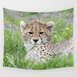 Cheetah20150904 Wall Tapestry