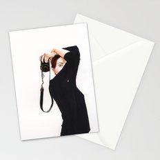 Self portrait 4 Stationery Cards