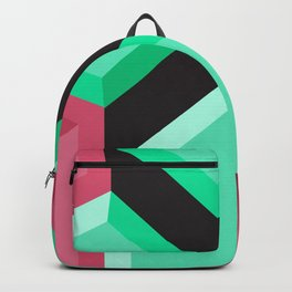 Pyra's Core Crystal Backpack