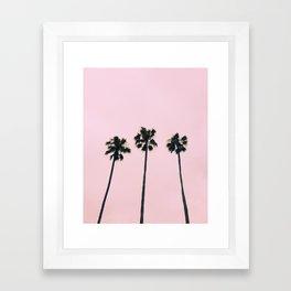 Cali Vibe Framed Art Print