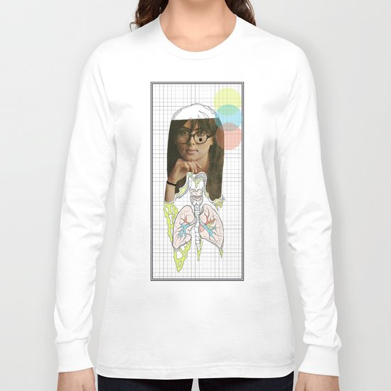 lungs Long Sleeve T-shirt