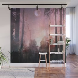 Silent Answer Wall Mural