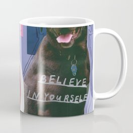 dog knows best Coffee Mug
