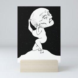 Sysyphus Mini Art Print