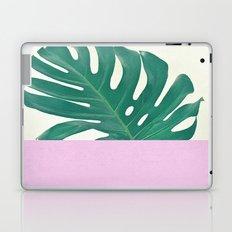 Monstera Dip Laptop & iPad Skin