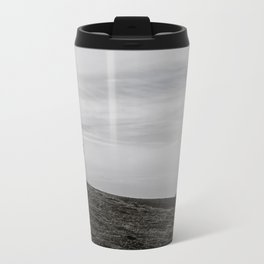 A Pony in the Pyrenees Metal Travel Mug