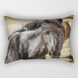 Wild Beauty Rectangular Pillow