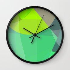 Abstract 2017 033 Wall Clock