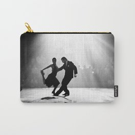 Tango in Black Carry-All Pouch