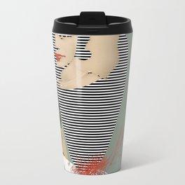 Miss Needle Metal Travel Mug