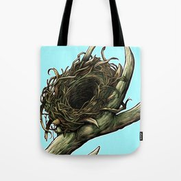 The Horn Tote Bag