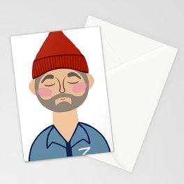 Steve Zissou 2 Stationery Cards
