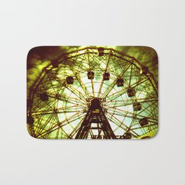 Wonderwheel Bath Mat