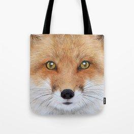 Fox Art Tote Bag