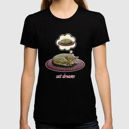 Cat Dreams T-shirt