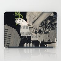 architect iPad Cases featuring Behind the architect III by Paul Prinzip