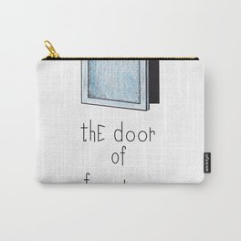 The door of freedom Carry-All Pouch
