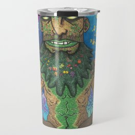 Oak Of Life Travel Mug