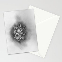 Above the radar Stationery Cards