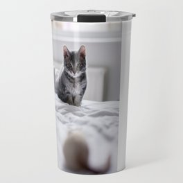 Before the pounce Travel Mug
