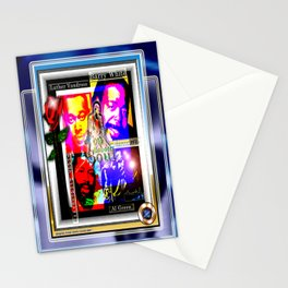 OLD SCHOOL SOUL Stationery Cards