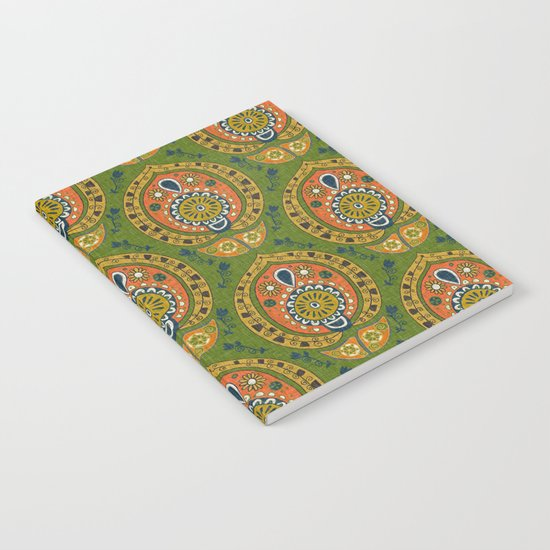 safa green Notebook