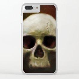 Yorick Clear iPhone Case