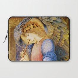 Angel Gabriel Antique Spiritual art Laptop Sleeve