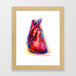 Know Your Beat Framed Art Print