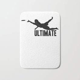Ultimate Disc Gift Sport Jersey Player product Bath Mat