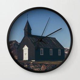 hellnar church Wall Clock