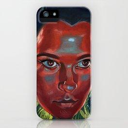 Hostas iPhone Case