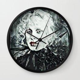 Tirus de Mal Wall Clock