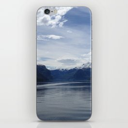 Sognefjord Norway iPhone Skin