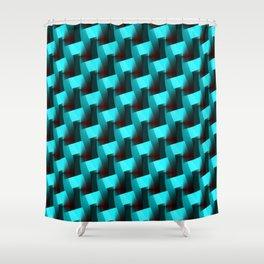 Geometrically Speaking... Shower Curtain