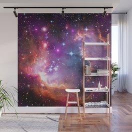 Angelic Galaxy Wall Mural