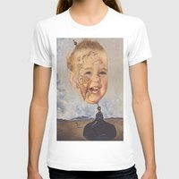 salvador dali T-shirts featuring Salvador Dali by Raven Ellis