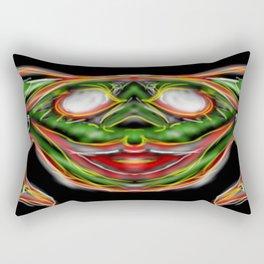 Frogman Rectangular Pillow