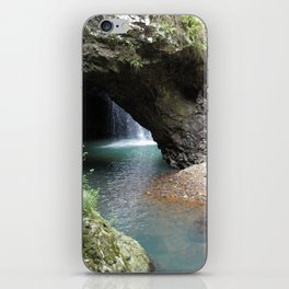 Natural Bridge (Arch) iPhone Skin